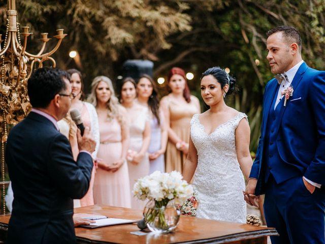 El matrimonio de Emely y David en San José de Maipo, Cordillera 3