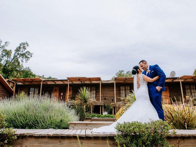 El matrimonio de Emely y David en San José de Maipo, Cordillera 7