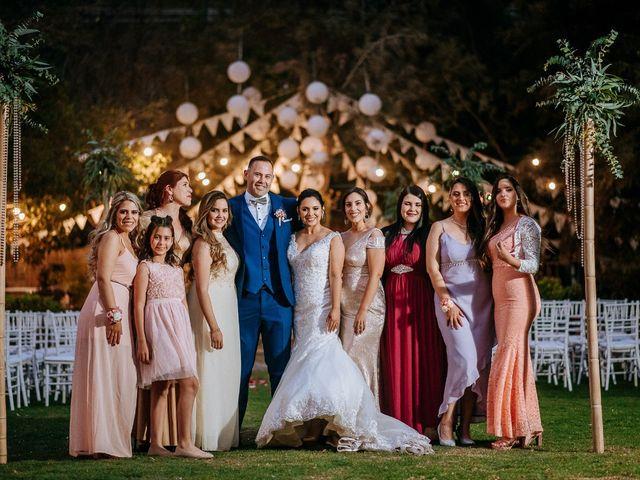 El matrimonio de Emely y David en San José de Maipo, Cordillera 8