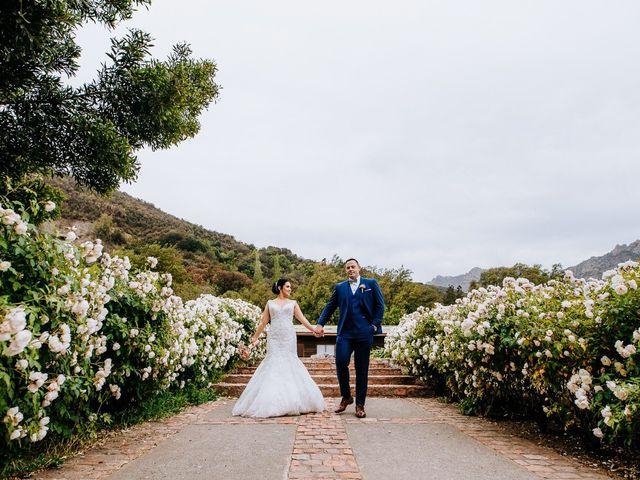 El matrimonio de Emely y David en San José de Maipo, Cordillera 9