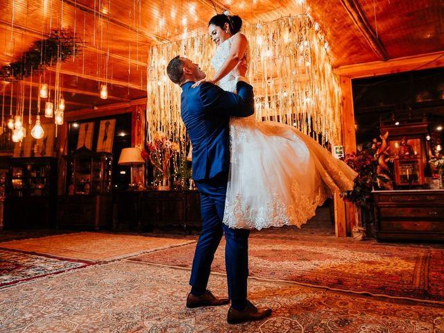 El matrimonio de Emely y David en San José de Maipo, Cordillera 10