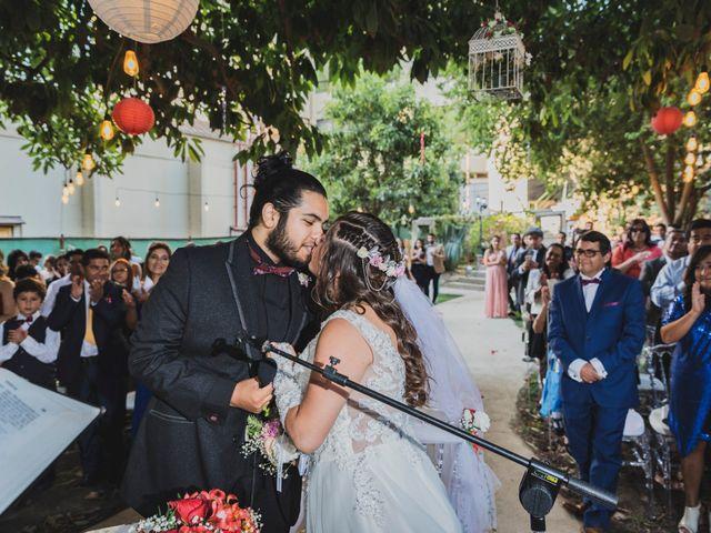 El matrimonio de Mario y Arlet en Valparaíso, Valparaíso 24
