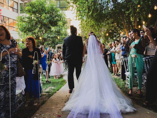 El matrimonio de Mario y Arlet en Valparaíso, Valparaíso 33