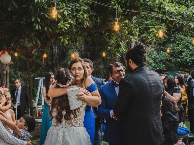 El matrimonio de Mario y Arlet en Valparaíso, Valparaíso 56