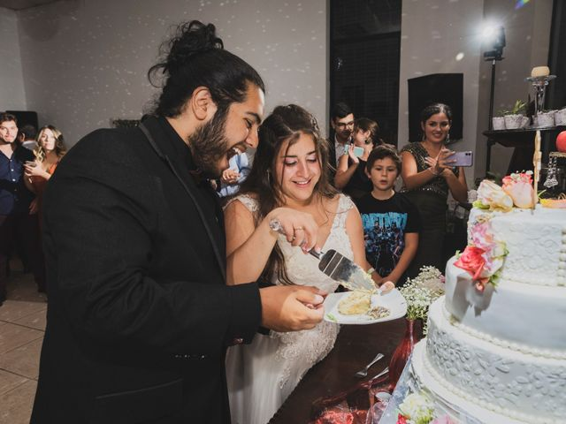 El matrimonio de Mario y Arlet en Valparaíso, Valparaíso 73