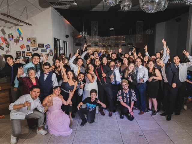 El matrimonio de Mario y Arlet en Valparaíso, Valparaíso 82