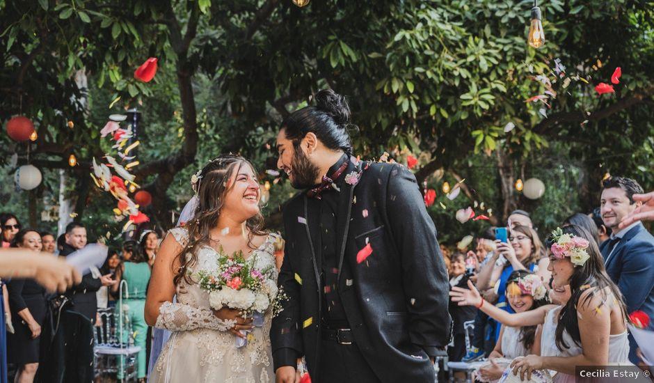El matrimonio de Mario y Arlet en Valparaíso, Valparaíso