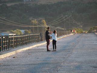 El matrimonio de Juan Antonio y Cristina  1