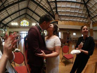 El matrimonio de Juan Antonio y Cristina  2