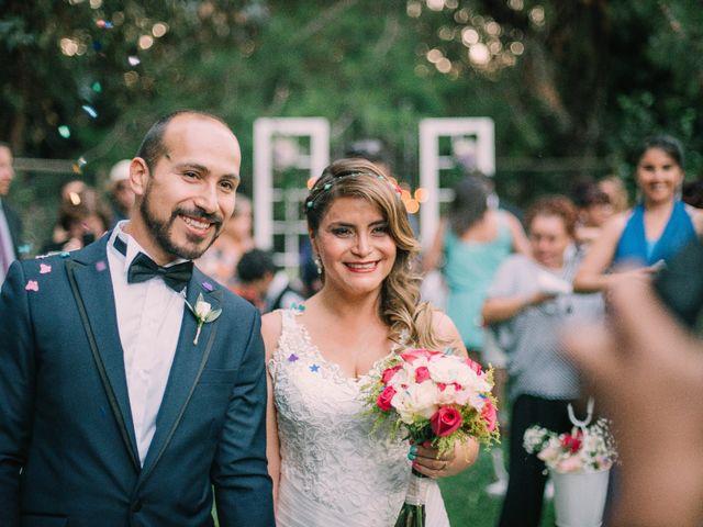 El matrimonio de Karla y Miguel