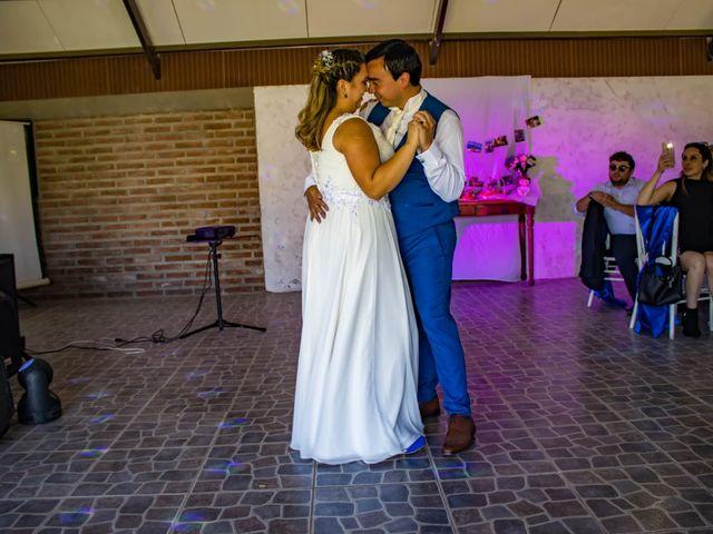 El matrimonio de Denisse  y Angelo
