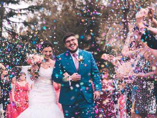 El matrimonio de Pía y Felipe