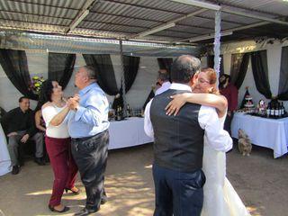 El matrimonio de María Luisa y Samuel Felipe 3