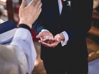 El matrimonio de Gaudys y Miguel 3