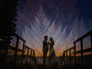 El matrimonio de Maca y José