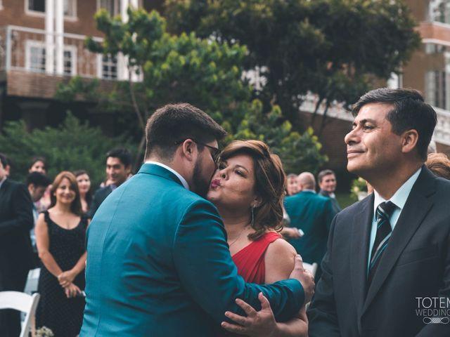 El matrimonio de Felipe y Pía en Talagante, Talagante 26