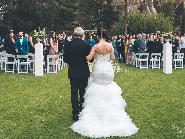 El matrimonio de Felipe y Pía en Talagante, Talagante 36