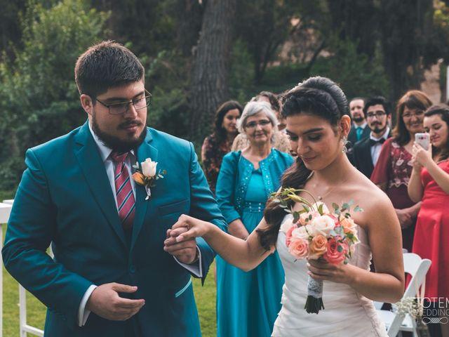 El matrimonio de Felipe y Pía en Talagante, Talagante 1