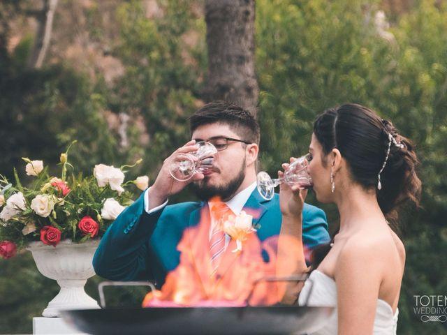 El matrimonio de Felipe y Pía en Talagante, Talagante 52