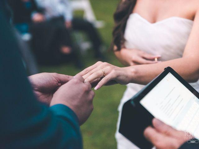 El matrimonio de Felipe y Pía en Talagante, Talagante 54