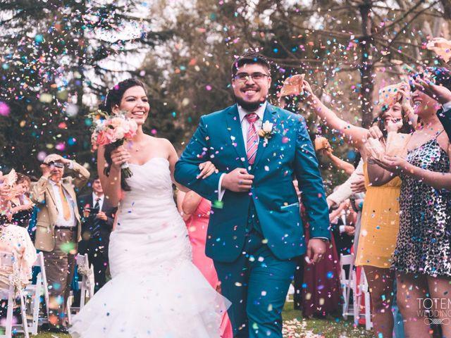 El matrimonio de Felipe y Pía en Talagante, Talagante 60