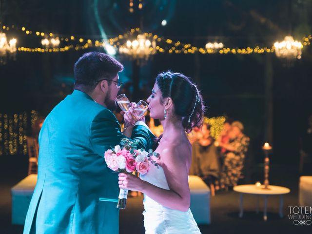 El matrimonio de Felipe y Pía en Talagante, Talagante 62