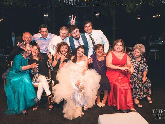 El matrimonio de Felipe y Pía en Talagante, Talagante 63