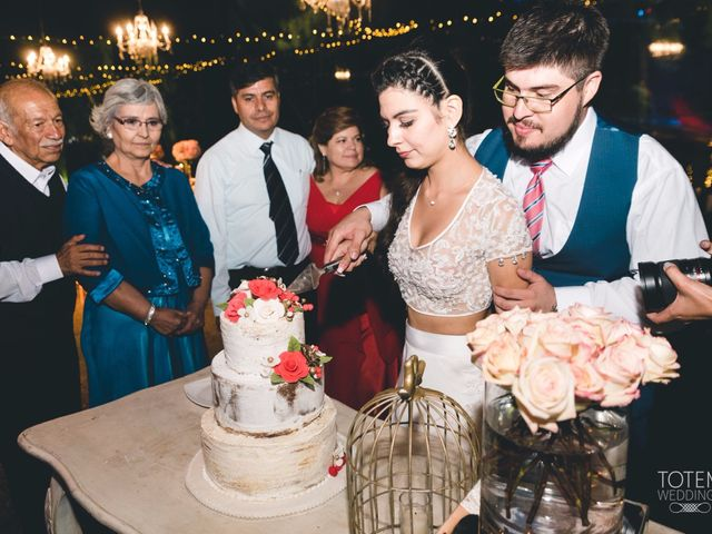 El matrimonio de Felipe y Pía en Talagante, Talagante 70