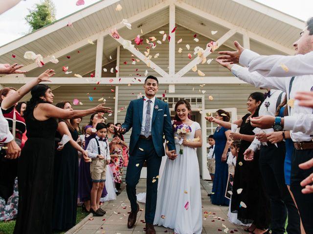 El matrimonio de Fernanda y Wesley