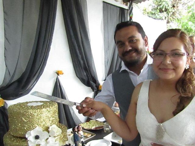 El matrimonio de María Luisa y Samuel Felipe