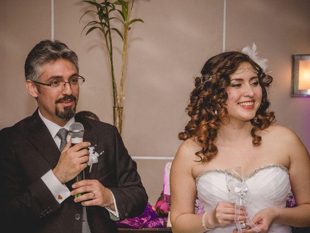 El matrimonio de Ale y Cristian