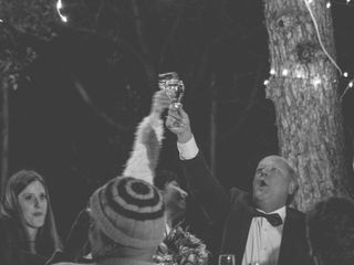 El matrimonio de Pamela y Bert 1