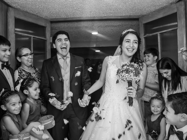 El matrimonio de Gaby y Peby