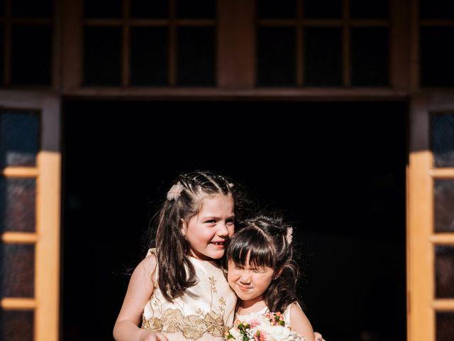 El matrimonio de Pablo y Romina en Vitacura, Santiago 10