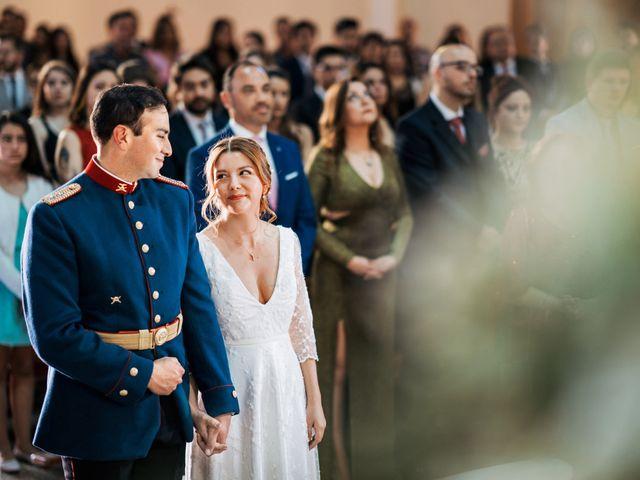 El matrimonio de Pablo y Romina en Vitacura, Santiago 15