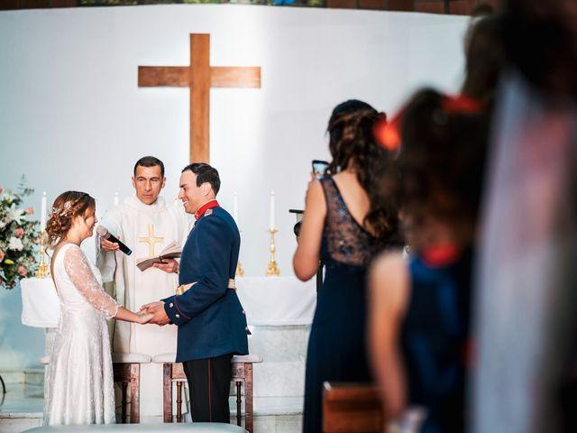 El matrimonio de Pablo y Romina en Vitacura, Santiago 18