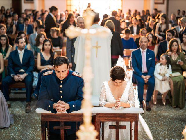 El matrimonio de Pablo y Romina en Vitacura, Santiago 21