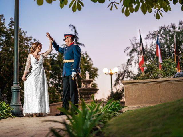 El matrimonio de Pablo y Romina en Vitacura, Santiago 24