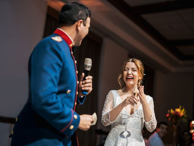 El matrimonio de Pablo y Romina en Vitacura, Santiago 29