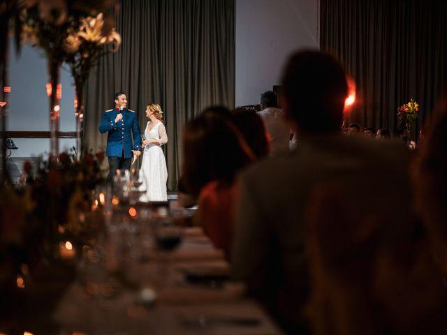 El matrimonio de Pablo y Romina en Vitacura, Santiago 30