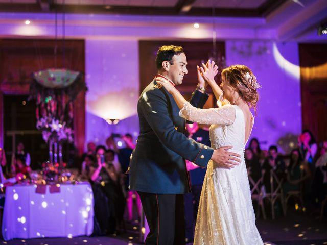 El matrimonio de Pablo y Romina en Vitacura, Santiago 32