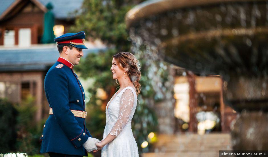 El matrimonio de Pablo y Romina en Vitacura, Santiago