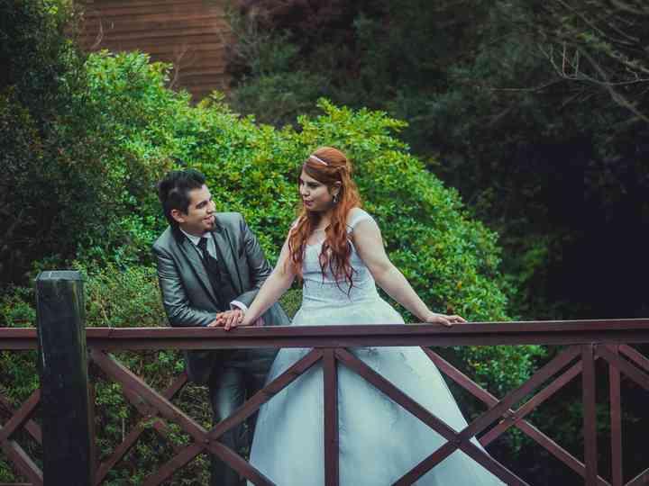 El matrimonio de Daniel y Nicole