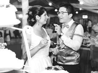 El matrimonio de Valentina  y Javier 2