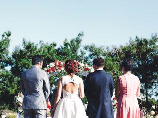 El matrimonio de Valentina  y Javier 3