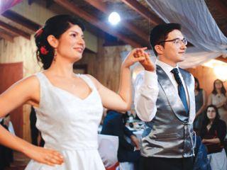 El matrimonio de Valentina  y Javier