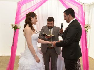 El matrimonio de Valeska y Germán 1