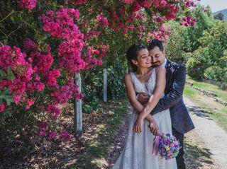 El matrimonio de Tamara y Ulrich