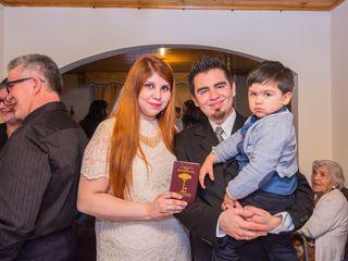 El matrimonio de Daniel y Nicole 1