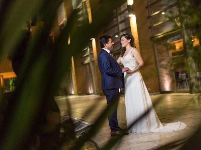 El matrimonio de Cecilia y Julio